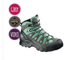 Meilleurs chaussures de randonnée pour femme