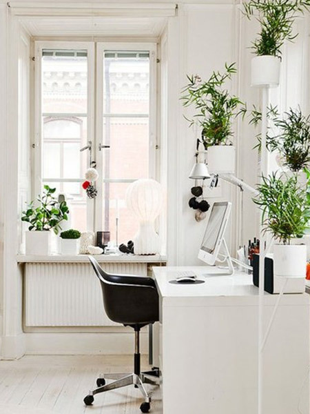 meilleures id es diy pour d corer son bureau. Black Bedroom Furniture Sets. Home Design Ideas