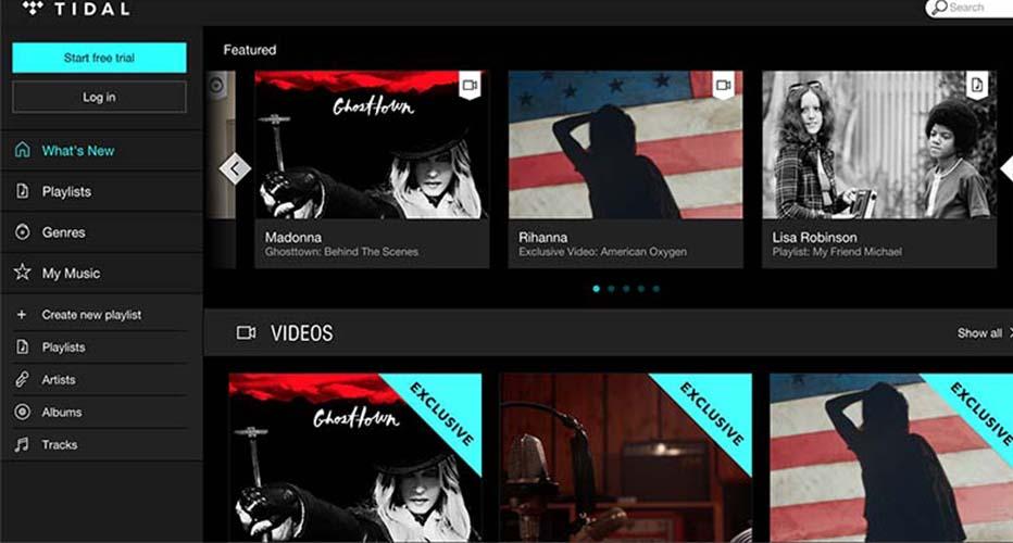 5 meilleurs sites de musique en ligne gratuits pour couter des chansons. Black Bedroom Furniture Sets. Home Design Ideas