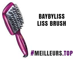 babyliss liss brush