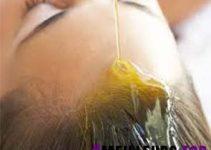 des huiles bio pour cheveux
