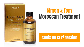 moroccan treatment sérum cheveux