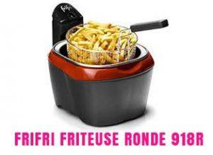 Frifri - Friteuse ronde 918R