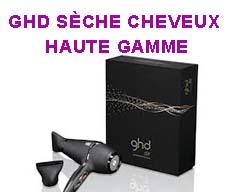 GHD sèche cheveux pro