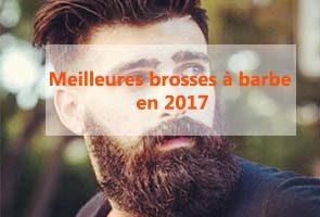Meilleures brosses à barbe 2017