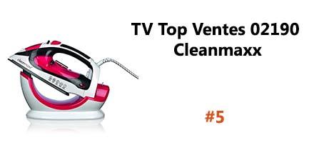 TV Top Ventes fer à repasser sans fil