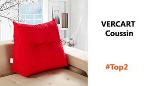 VERCART Coussin lecture