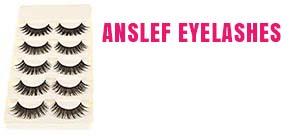 anslef eyelashes