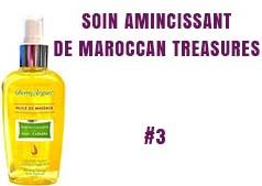 soin amincissant de maroccan treasures