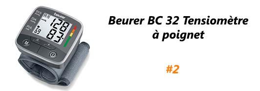Beurer BC 32 Tensiomètre à poignet