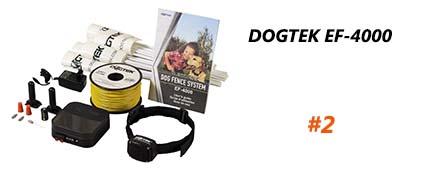 DOGTEK cloture électrique chien