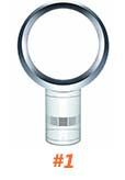 ventilateur silencieux Dyson AM06