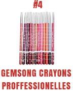 gemsong crayon à lévres