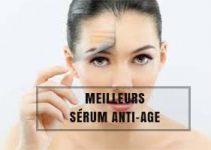 meilleurs sérum anti ages
