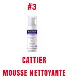 Cattier mousse nettoyante