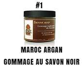 maroc argan gommage