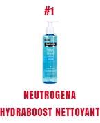 Neutrogena hydraboost nettoyant