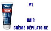 nair crème dépilatoire