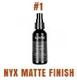 nyx matte finish