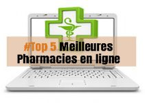 top 5 pharmacies sur Internet
