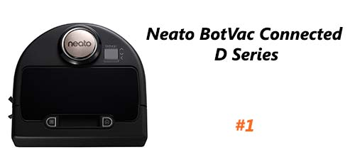 aspirateur robot Neato BotVac