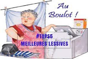 tops 5 lessives