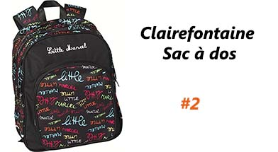 Clairefontaine Sac à dos
