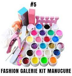 Fashion galerie kit manucure