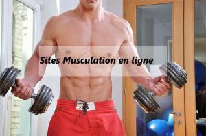 sites musculation en ligne
