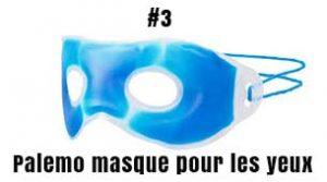 Palemo masque pour les yeux