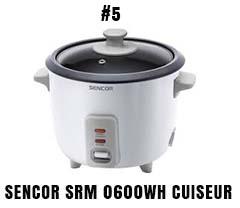 Sencor SRM 0600WH cuiseur