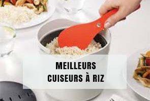 meilleurs cuiseurs à riz