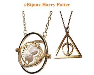 Bijoux Harry Potter