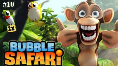 Bubble safari jeu Facebook