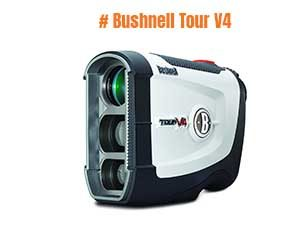 montre gps golf Bushnell Tour V4