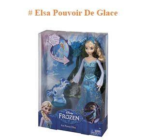 Elsa Barbie Pouvoir De Glace