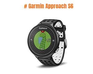 Montre Gps golf Garmin Approach S6