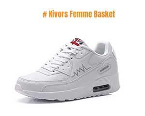 Kivors Femme Basket