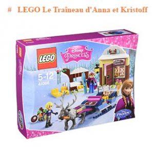 Lego Le Traîneau d'Anna et Kristoff