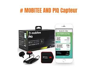 MOBITEE AND PIQ Capteur