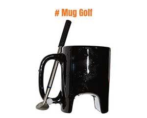 cadeau Mug Golf