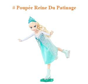Poupée Reine Du Patinage