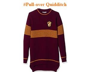 Pull-over Quidditch