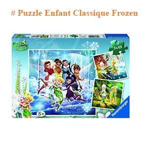 Puzzle Enfant Classique Frozen