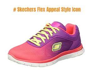 Skechers basket femme marche
