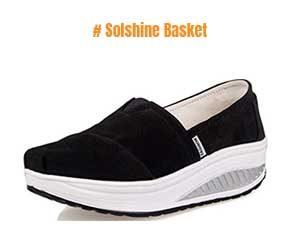 Solshine chaussure femme marche