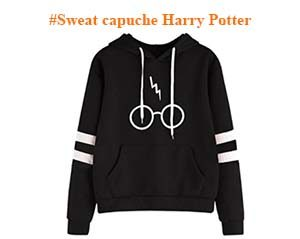 Sweat capuche Harry Potter