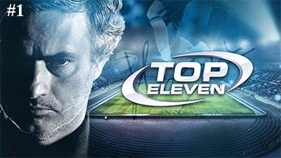 TOP ELEVEN FOOTBALL MANAGER facebook