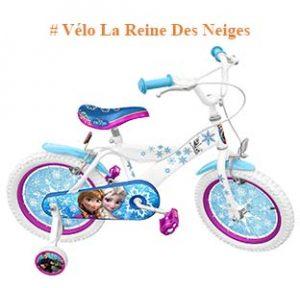 Vélo La Reine Des Neiges