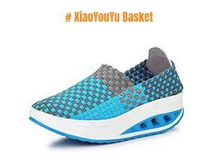 XiaoYouYu basket marche